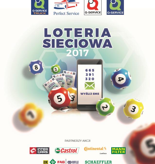 Loteria sieciowa 2017 – została rozstrzygnięta
